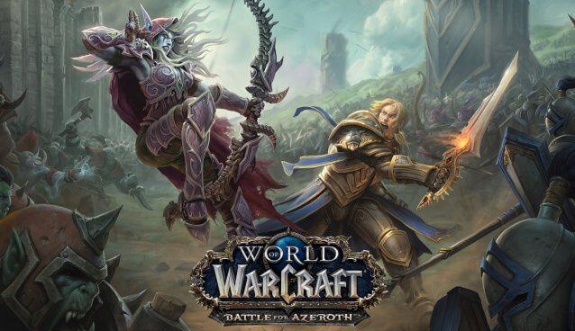 World of Warcraft: Battle for Azeroth – Artwork (Bildrechte: Blizzard Entertainment)