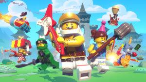 Apple Arcade: Auch der dänische Spielzeugkonzern ist mit Lego Brawls zum Start dabei (Bildrechte: Apple Inc.)