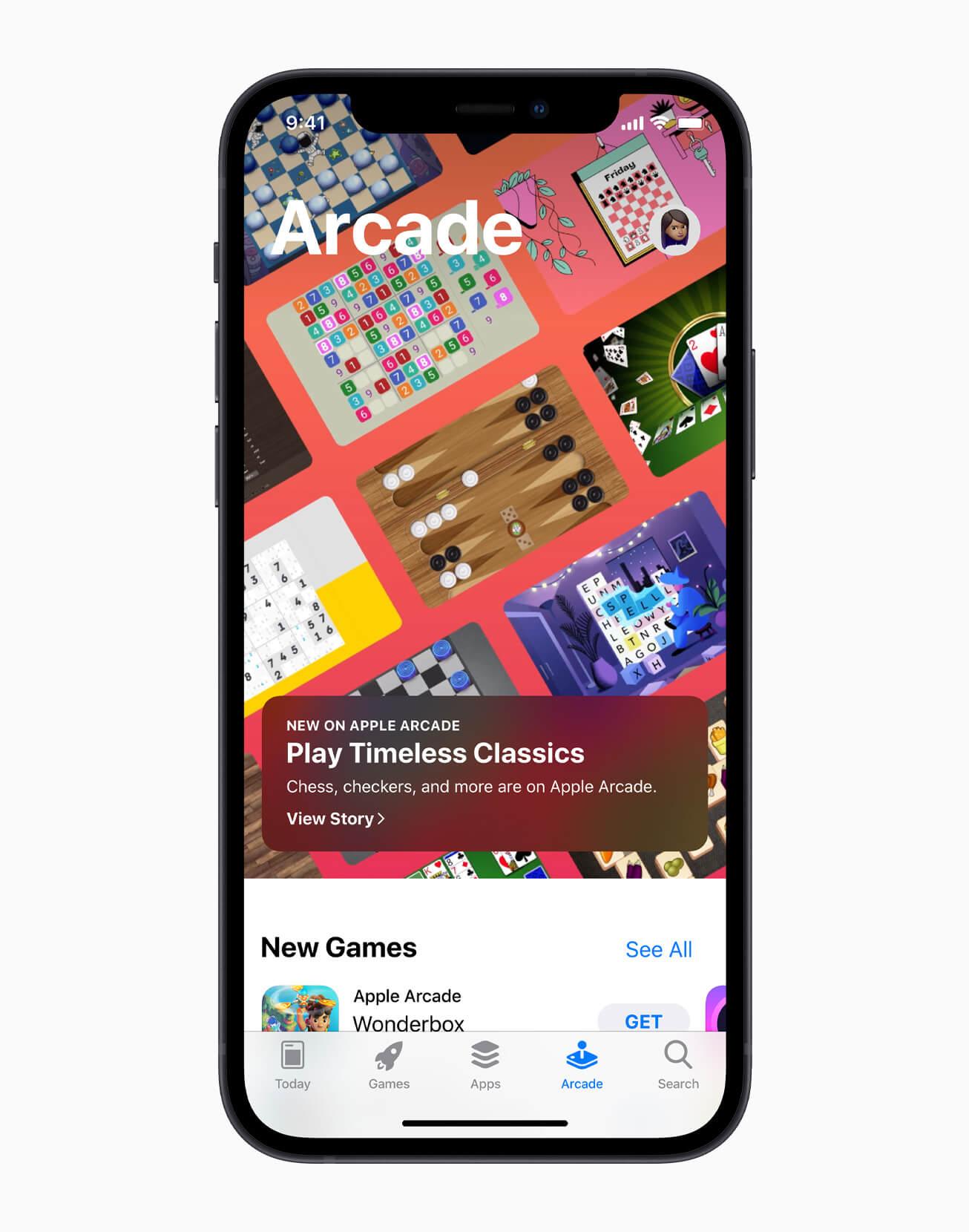 Apple Arcade: Zeitlose Klassiker (Bildrechte: Apple)