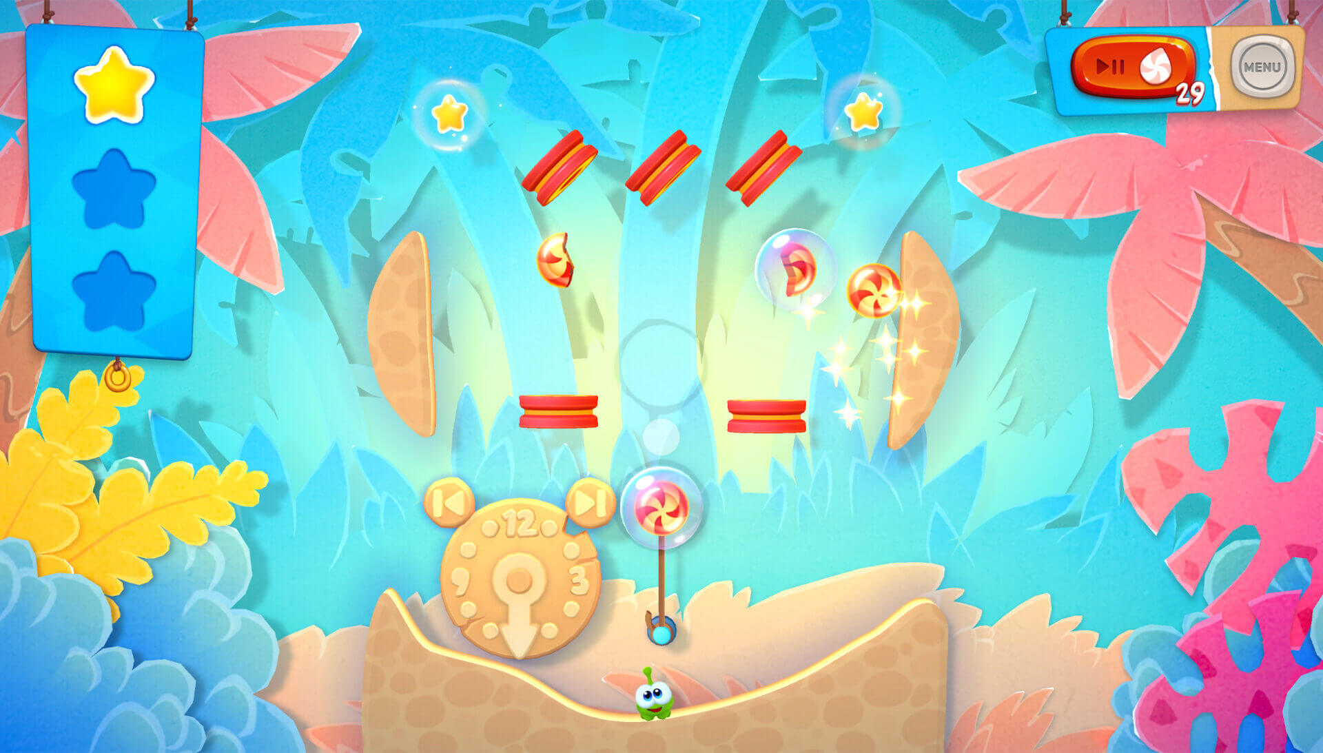 Apple Arcade: Cut the Rope Remastered für iPhone, iPad, Apple TV und Mac (Bildrechte: Apple)