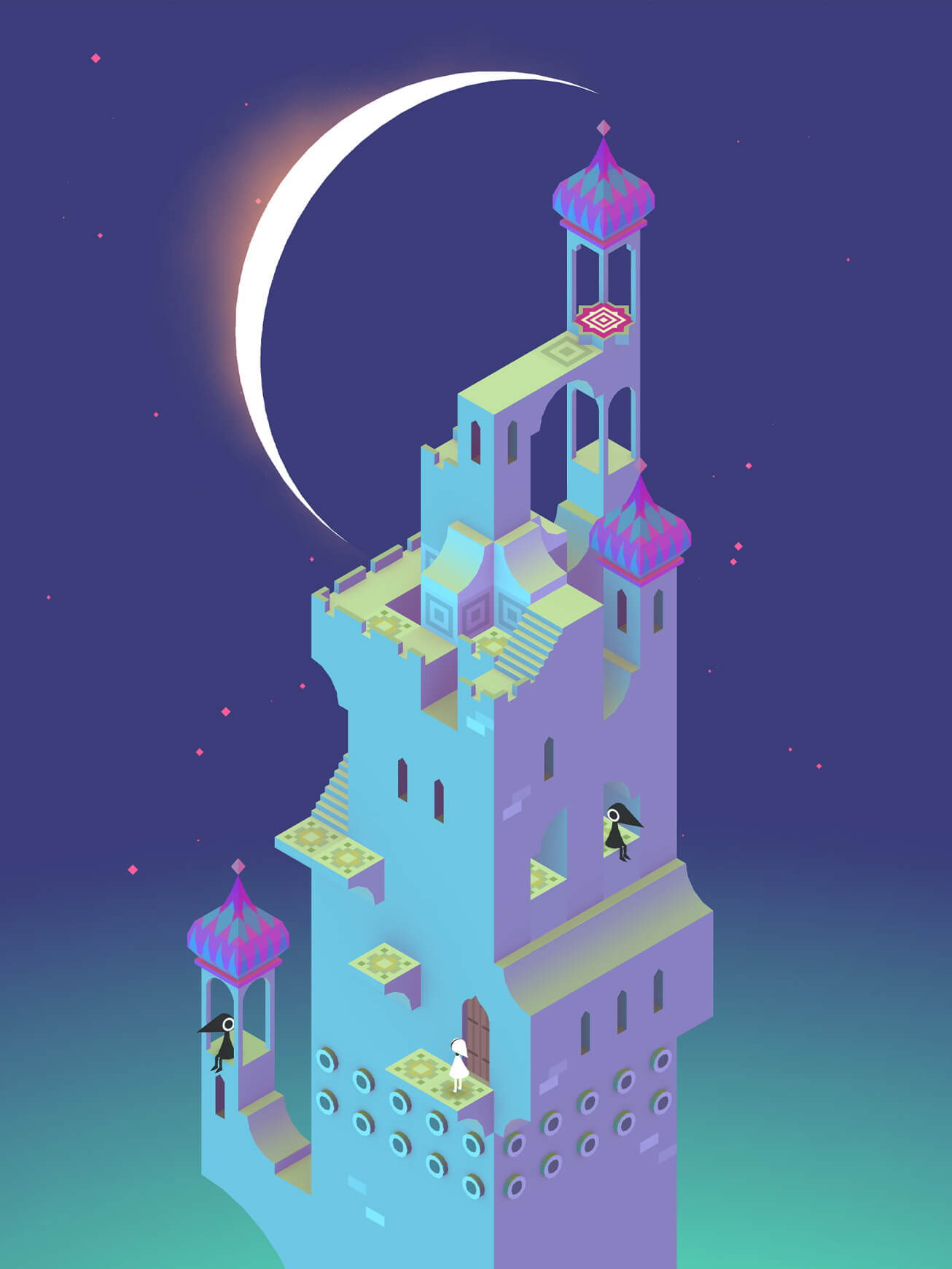 Apple Arcade: Monument Valley+ für iPhone und iPad (Bildrechte: Apple)