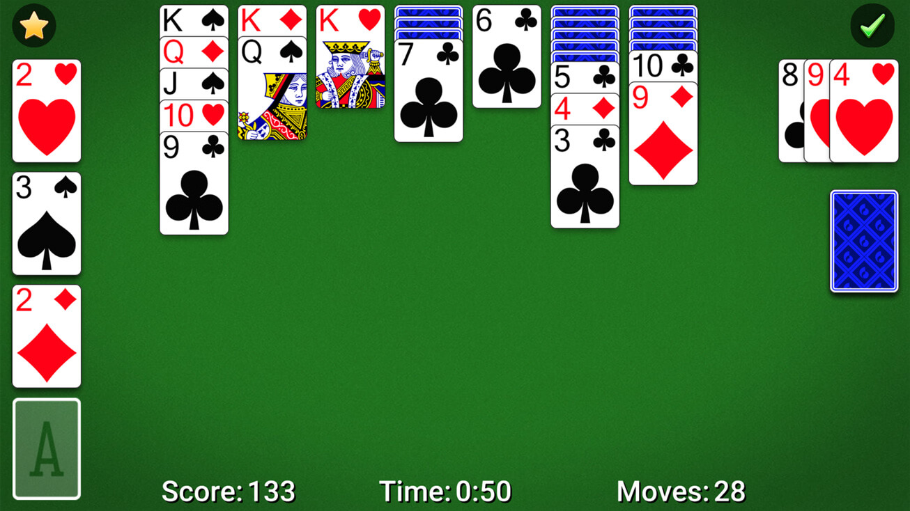 Apple Arcade: Solitaire by MobilityWare+ für iPhone und iPad (Bildrechte: Apple)