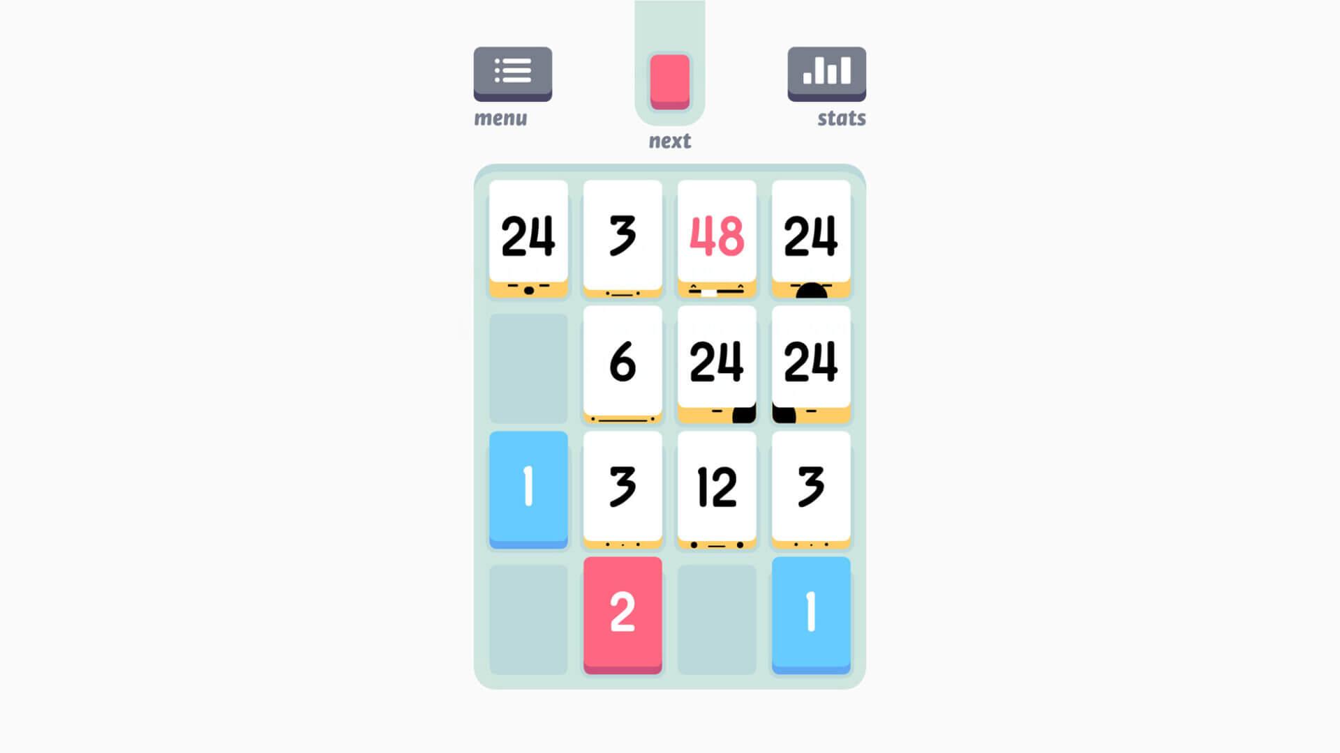 Apple Arcade: Threes! – Arcade für iPhone und iPad (Bildrechte: Apple)